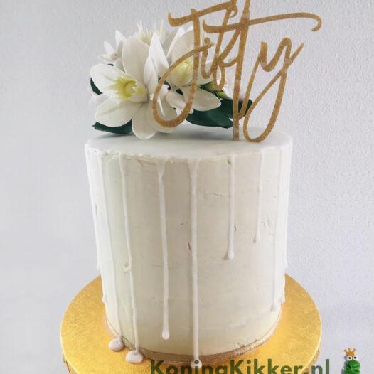Bruidstaart - Koning Kikker