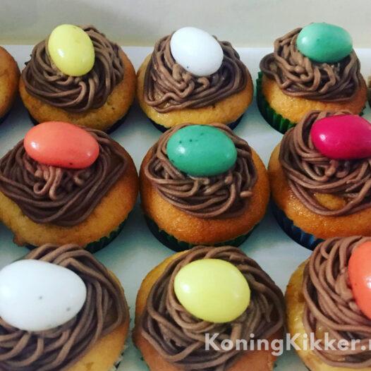 Cupcakes - Koning Kikker